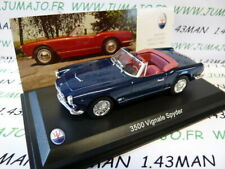 MAS14 voiture 1/43 LEO models : MASERATI collection : 3500 vignale spyder