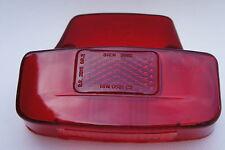 VESPA VLB VBC Sprint/Super/Rally Rear Tail Light Lens Cover Siem Stamp