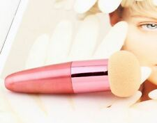 Pink Makeup Cosmetic Brush,  Liquid Cream Foundation Sponge Brush