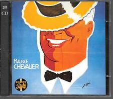 2 CD COMPIL 36 TITRES--MAURICE CHEVALIER--BEST OF MAURICE CHEVALIER