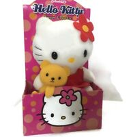Hello Kitty Sanrio Plush Doll Puppy Dog New In Box Stuffed Animal Retired