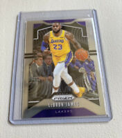 2019-20 lebron james Panini Prizm, 1st Prizm In Lakers Jersey! Rare! Psa 10 ? 👀