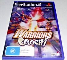 Warriors Orochi PS2 PAL *Complete*