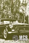Mg Mgb Us 1971 Driver's Handbook, Paperback by Brooklands Books Ltd., Like Ne...