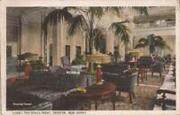 Trenton, NEW JERSEY - Stacy  Trent Hotel - Lobby