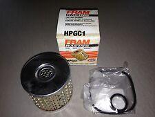 Fram HPGC1 HIgh Performance Racing Gas/Fuel Filter Element fits HPG1