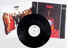 "STRANGLERS 12"" Sweet Smell Of Success 1990 +  10"" PRINT UK Original Mint !"