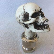 Made in USA Skull knob Car Cigarette Lighter 12v Hot Rat Street Rod shift #192CL