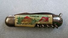 MUMMELSEE GERMANY VINTAGE AND COLLECTABLE POCKET KNIFE