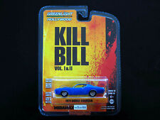 1971 Dodge Charger From The Classic Film Kill Bill Greenlight Collectibles 1 64