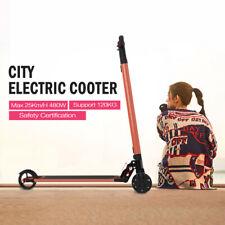 2019 6.5 Zoll Elektro Scooter Max 25km/h 480W Elektroroller E-scooter Roller DE