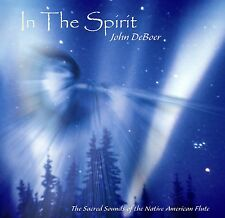 IN THE SPIRIT NATIVE AMERICAN FLUTE MUSIC MEDITATION CD