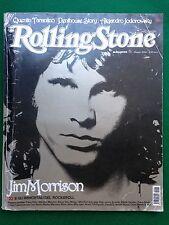 ROLLING STONE del 7 Maggio 2004 Rivista/Magazine JIM MORRISON QUENTIN TARANTINO