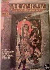 """STARSLAYER #1 """"Bettie Page"""" 1982"""