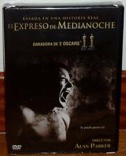 EL EXPRESO DE MEDIANOCHE DVD NUEVO PRECINTADO DRAMA 2 OSCAR (SIN ABRIR) R2