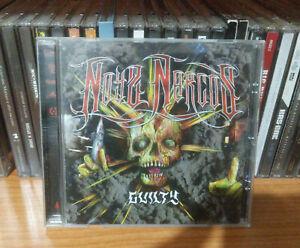 Noyz Narcos - Guilty (CD, 2010) - [RARO, Ottime Condizioni]