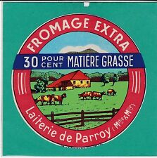 I90 FROMAGE PARROY  MEURTHE ET MOSELLE