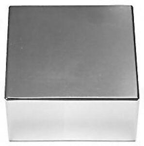 "2"" x 2"" x 1"" Block - Neodymium Rare Earth Magnet, Grade N48"