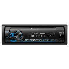 Pioneer MVH-S320BT Single DIN Bluetooth Digital Media Player In-Dash Receiver