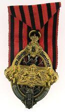 PREMIO VIGILI DEL FUOCO RE CARLO 1885-1912 25 ANNI DI ATTIVITA'  COD.M118