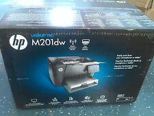 BRAND NEW HP LaserJet Pro M201DW Wireless Monochrome Laser Printer