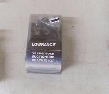 Lowrance Transducer Suction Cup Bracket Kit 51-52