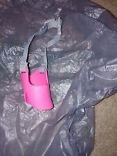 Pretty S Pink Dog Anti Bark Muzzle Schnauzers Shih Tzu