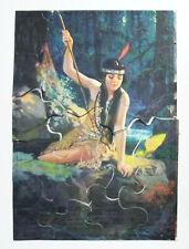 Weber Pullman Bread Advertising Jigsaw Puzzle Iona Native American Hintermeister