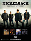 Nickelback Anthology Easy Piano PVC Vocal Chords Song Book Sheet Music