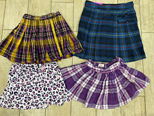 New listing girls uniform Size 6/7 skirt skorts The Childrens Place Cat&Jack French Toast