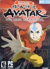 Avatar The Last Airbender (PC, 2006)