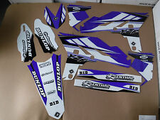 FLU DESIGNS PTS3  GRAPHICS  YAMAHA YZ250F YZF250 2010  2011  2012 2013