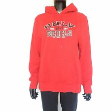 Russell Athletics UNLV Rebels Womens Sweater Size Large Pull Over Hoodie Red L