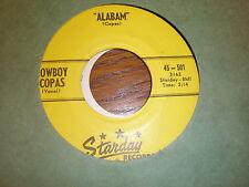Cowboy Copas 45 Alabam STARDAY