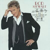 ROD STEWART As Time Goes By - The Great American Songbook Volume II ~ 2003 US CD
