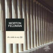 Morton Feldman : The Viola in My Life CD (2007) ***NEW***