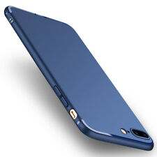 Dark Blue Dustproof Luxury Full Cover Silicone Shockproof Case For iPhone 7