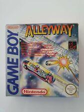 Nintendo Gameboy Alleyway CIB Game Boy PAL NES Snes