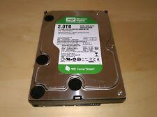 """Western Digital WD Green WD20EARX 2TB 64MB Cache SATA 6.0Gb/s 3.5""""  Hard Drive"""