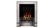 Focal Point Soho Real Flame Coal Effect Gas Fire Polished Cast Iron 3.1kw