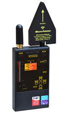TSCM RF Hidden Camera Digital Spy Bug Detector Finder