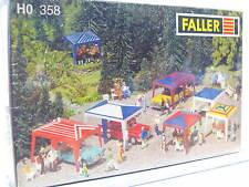 Faller h0 358 Party-carpas + muebles de jardín embalaje original (z4832)