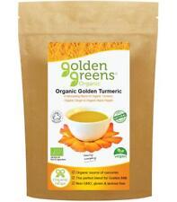 Golden Greens® Organic Golden Turmeric 100g, Nourish Your Body, Naturally