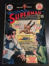 Superman#277 Awesome Condition 5.0(1974) Cardy Cover!!