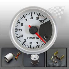 "Rev counter gauge tachometer stepper motor 7 colour 52mm 2"" dash pod mount panel"