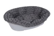 Karlie Bezug Pet Bed Cuddly Hunde Körbe 70 cm grau