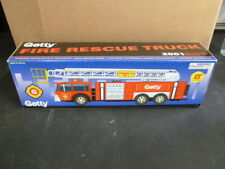 2001 Getty Fire Rescue Truck 9/10