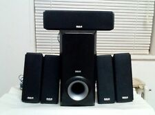 6 Piece RCA Surround Sound Speaker Set
