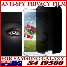 Premium Anti-spy Privacy Screen Protector Film For SAMSUNG GALAXY S4 i9500/9500
