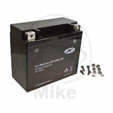 JMT Gel Batterie YTX20L-BS Harley Davidson FLSTC 1450  2001  34/63 PS